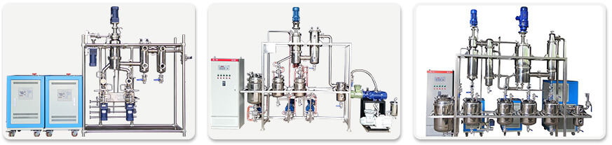 Molecular Distillation equipment