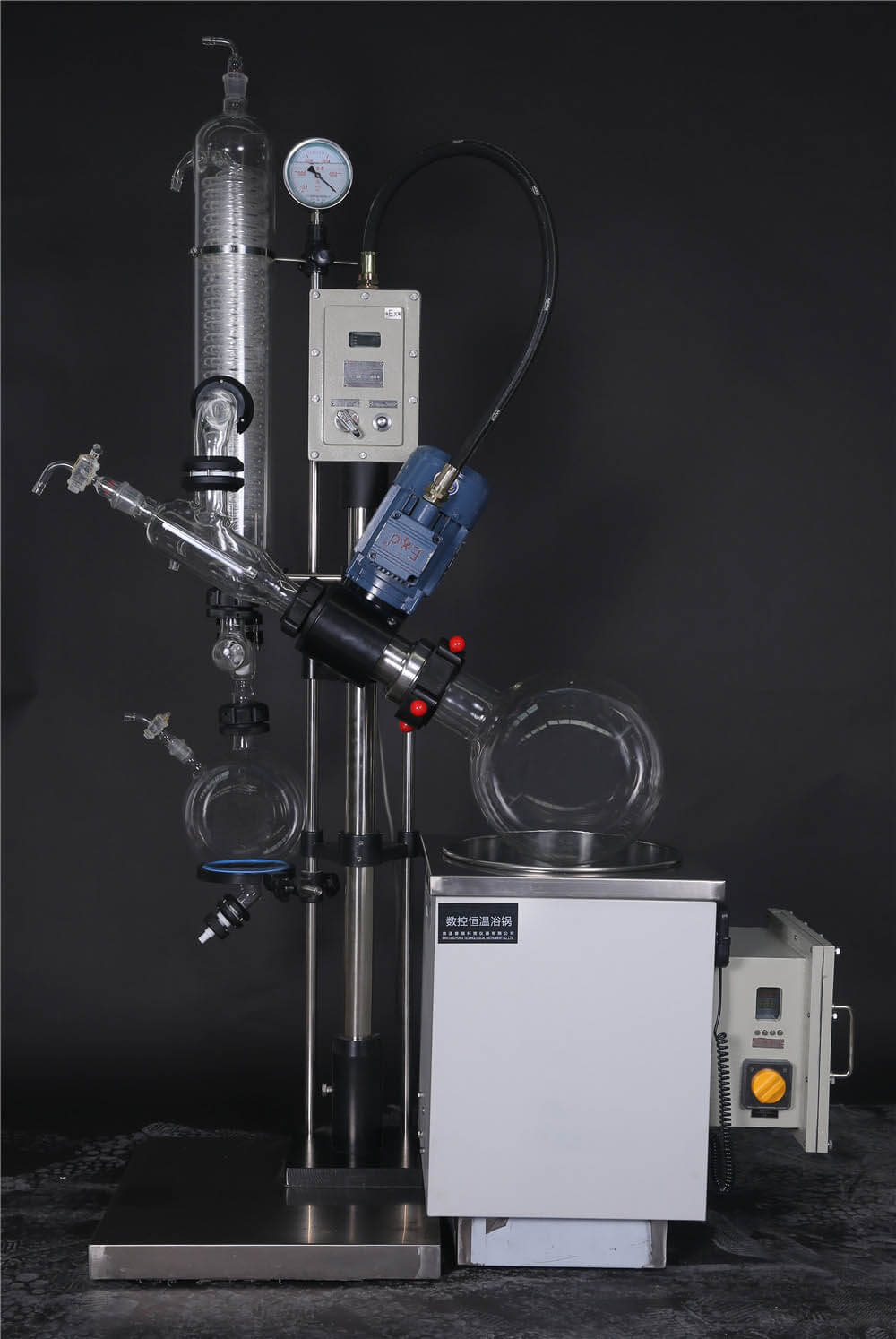 10L explosion proof rotary evaporator