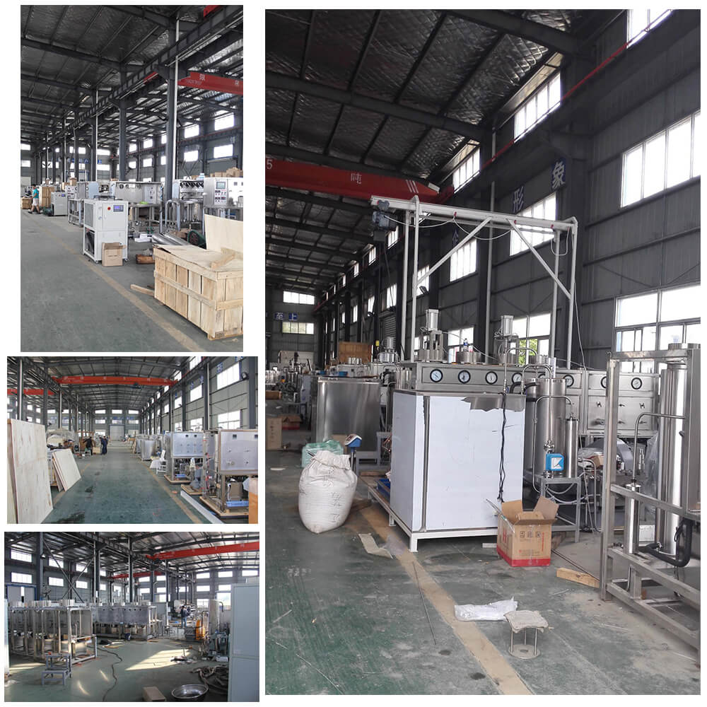 supercritical co2 extraction factory