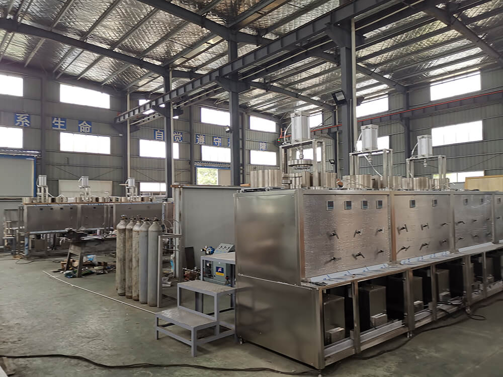 supercritical co2 extractor factory