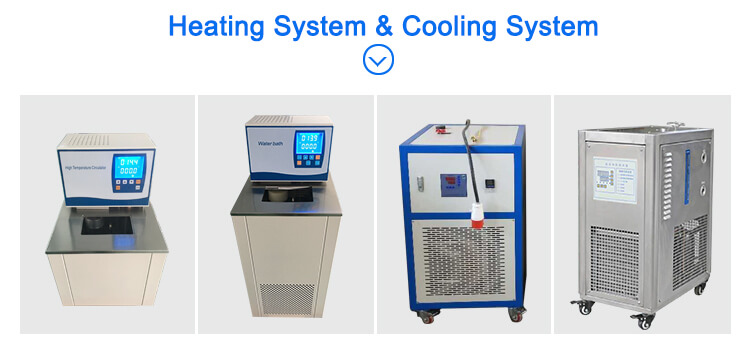 Heating & Cooling Circulators of distillation equipment