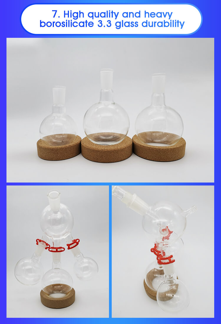 glass short path distillation