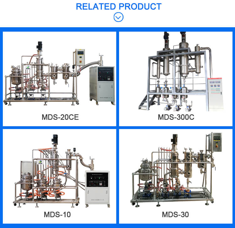 molecular distillation