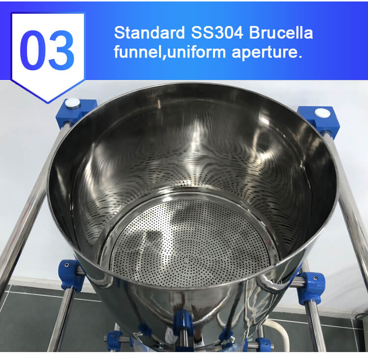 filter funnel stainless steel