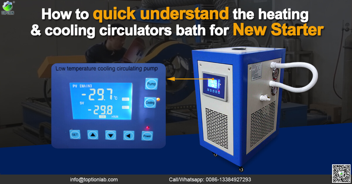 heating and cooling circulators bath