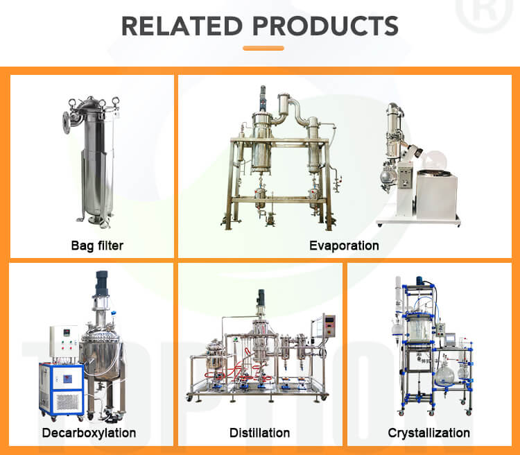 molecular distillation turnkey solution
