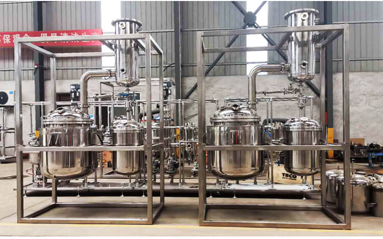decarboxylate reactor manufacturer