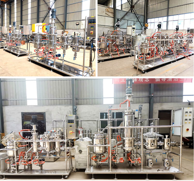 molecular distillation equipment manufacturer