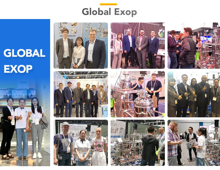 global extraction equipment expo