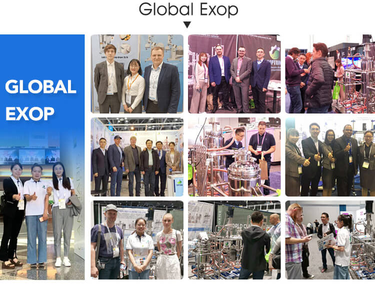 extraction equipment global expo