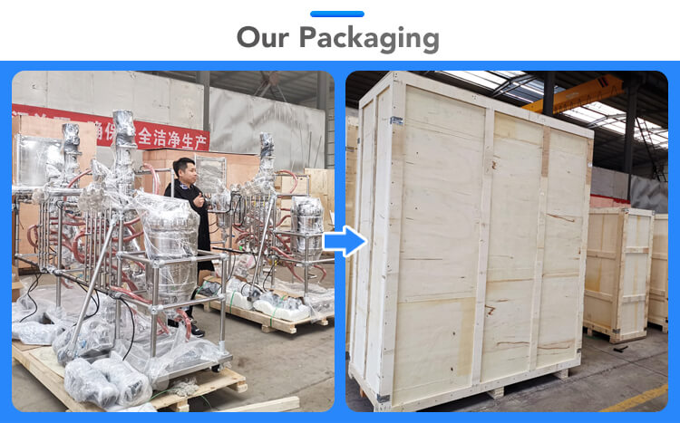 evaporator package
