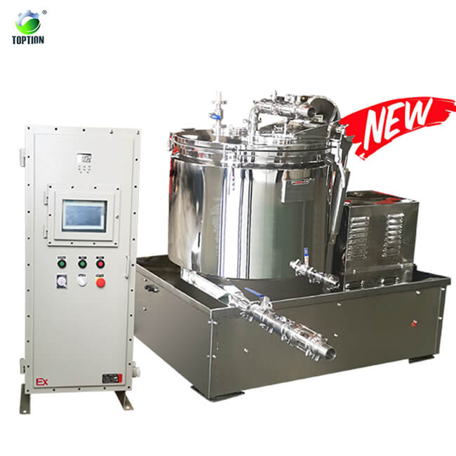 chiller for centrifuge extraction equipment